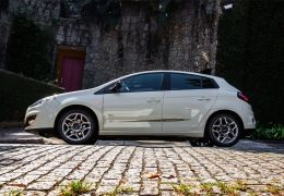 Teste do Fiat Bravo Blackmotion