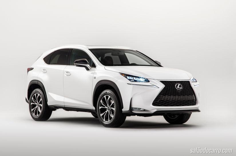 Lexus anuncia recall de SUV no Brasil