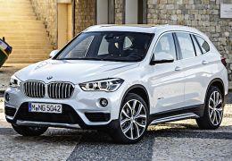 BMW lança X1 2016