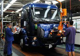 Ford Caminhões cresce nos segmentos de entrada