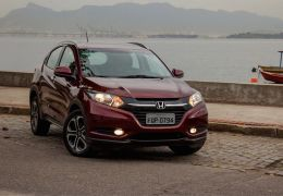 Teste do Honda HR-V EXL