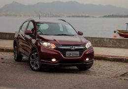 Teste do Honda HR-V EXL