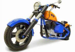 Motocicleta é criada por impressora 3D na Califórnia