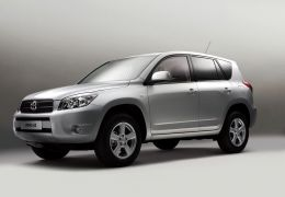 Toyota RAV4 sofre recall no Brasil