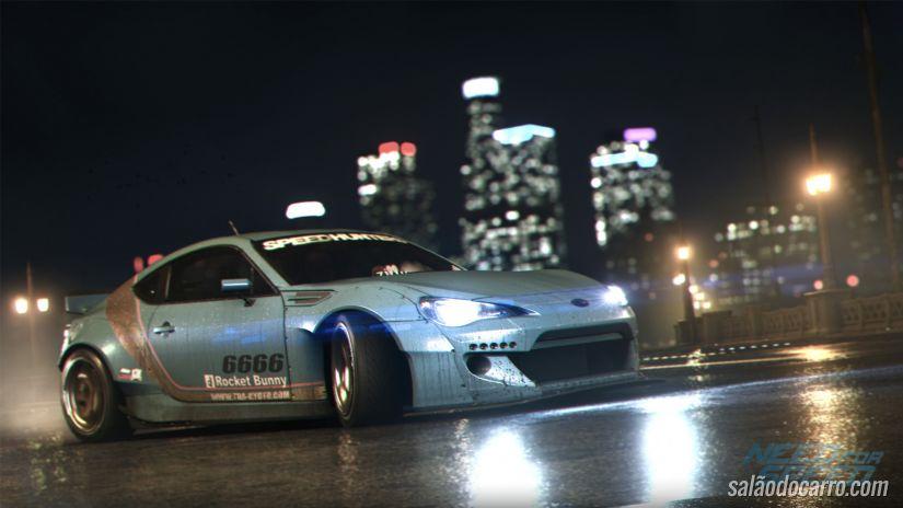 Divulgado o trailer do novo Need For Speed