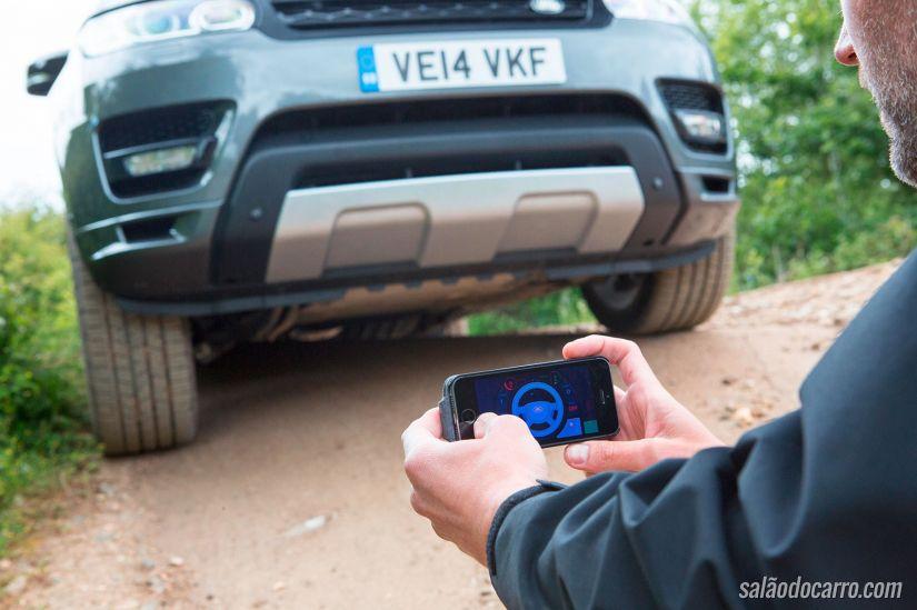 Confira o aplicativo que permite a condução de veículos pelo smartphone
