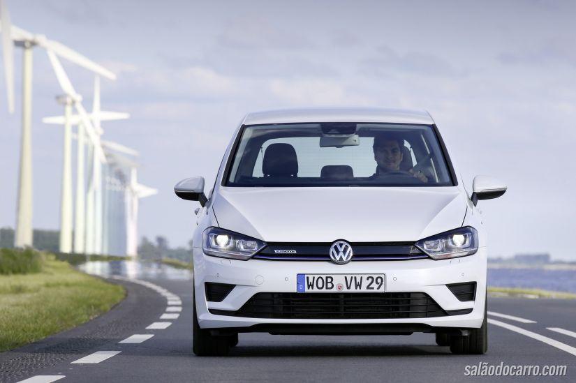 Novo VW Golf chega com motor 1.0 turbo
