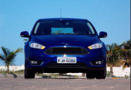 Primeiras impressões do Ford Focus 2016