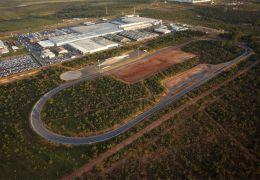 Inauguração do Campo de Provas da Iveco, em Sete Lagoas