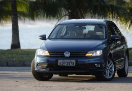 Teste do Volkswagen Jetta Highline