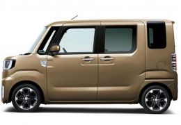 Toyota lança o Pixis Mega, sua microvan 0.6 litro