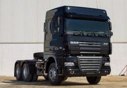 DAF lança novo motor de 510 cavalos para o XF105