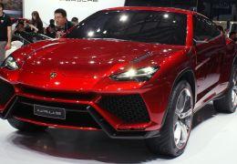Lamborghini Urus será o primeiro com motor turbo