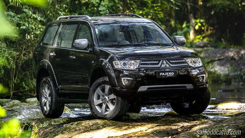 Mitsubishi Pajero HPE-S traz novos detalhes
