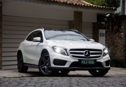 Teste do Mercedes-Benz GLA 250 Sport