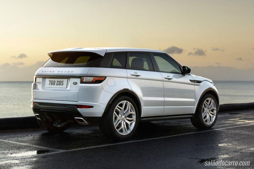 Land Rover lança edição Range Rover Sport Tech S