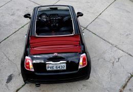 Teste do Fiat 500 Cabrio 1.4 8V