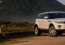 Teste do Range Rover Evoque Prestige SD4