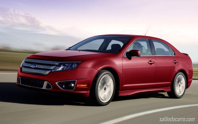 Direção elétrica obriga Ford Fusion a sofrer recall