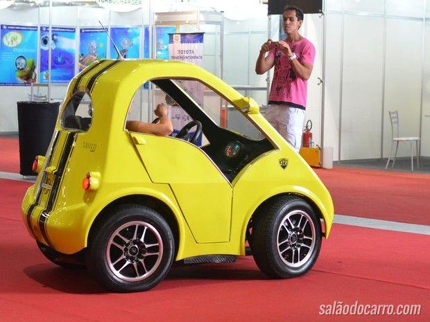 Você conhece o Nanico Car?