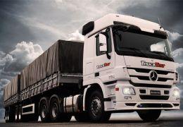 Avaliação do Mercedes-Benz Actros Megaespace Plus