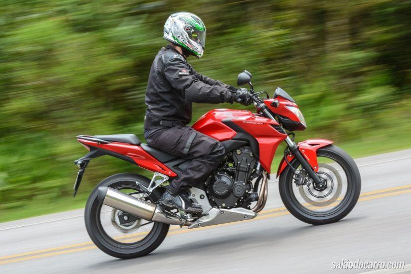 Honda convoca recall de quase 10 mil motos no Brasil