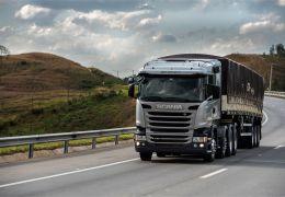 Lançamento do cavalo-mecânico Scania 8X2 rodoviário e do pesado R440 8X2
