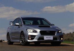 Primeiras impressões do Subaru WRX e WRX STI