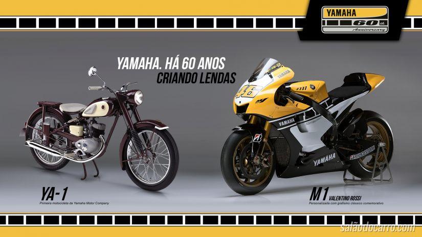 Yamaha comemora 60 anos de História em esportes