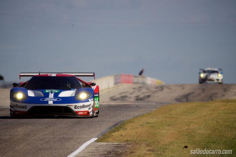 Confira imagens do modelo GT que vai disputar às 24h de Le Mans
