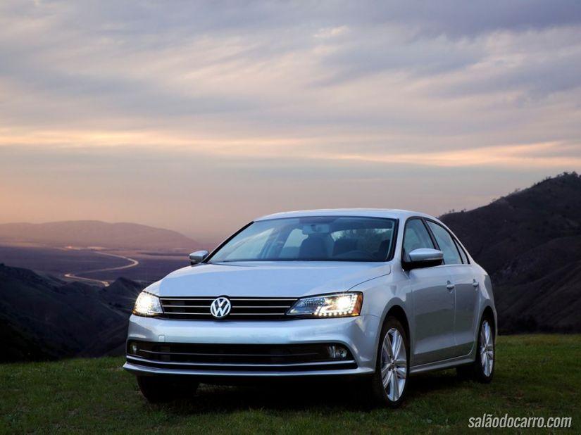 Volkswagen lança Jetta com motor 1.4 turbo nos Estados Unidos