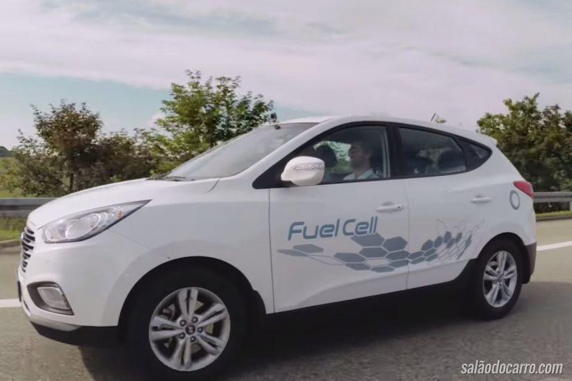 Hyundai ix35 estabelece recorde