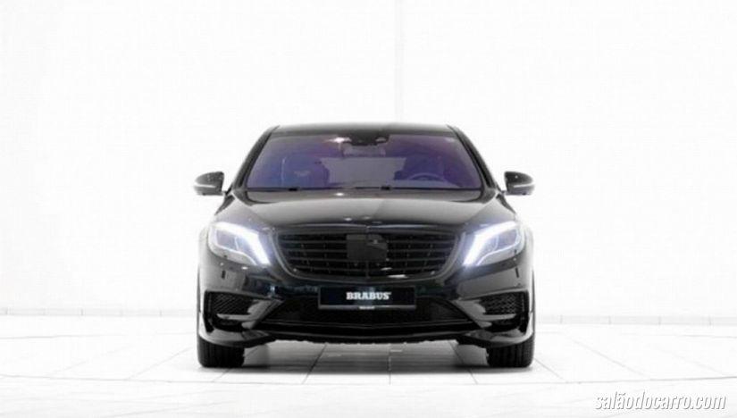 Brabus traz carro de R$ 2,2 milhões