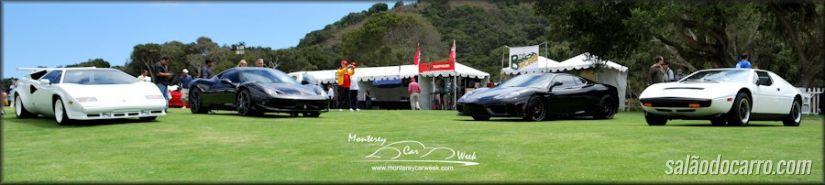 Monterey Car Week 2015 promete novidades