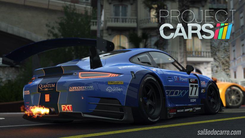 Project Cars: um simulador (quase) real de PS4