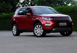 Teste do Land Rover Discovery Sport HSE Luxury