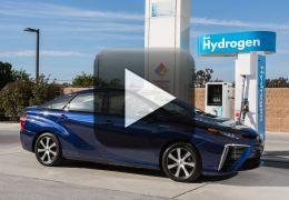 """Toyota divulga novo vídeo do seu carro """"samurai"""""""