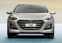 Hyundai i30 ganha teto solar
