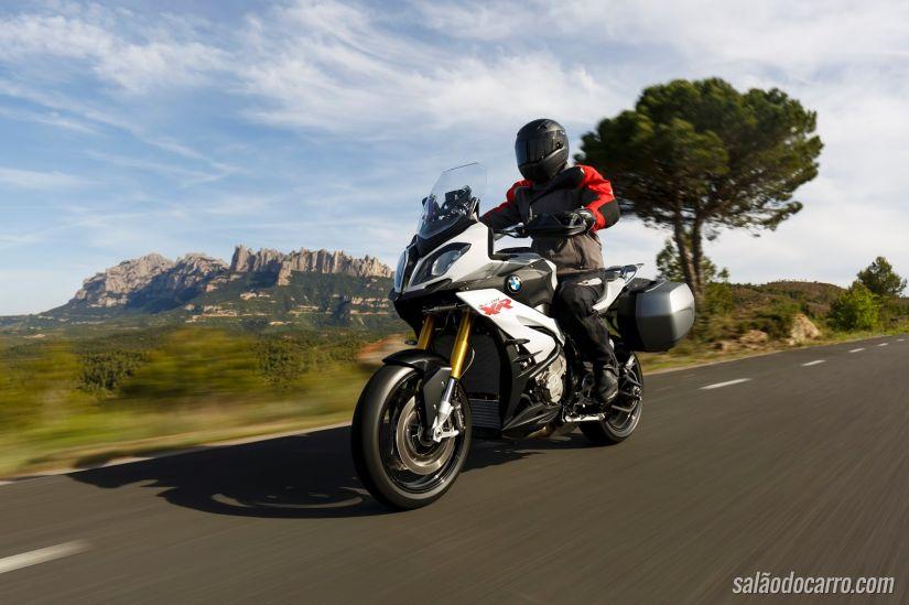 BMW S1000 XR será grande atração no Salão Duas Rodas