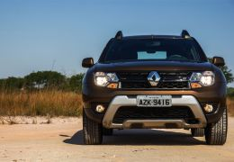 Teste do Renault Duster Dynamique 4X4