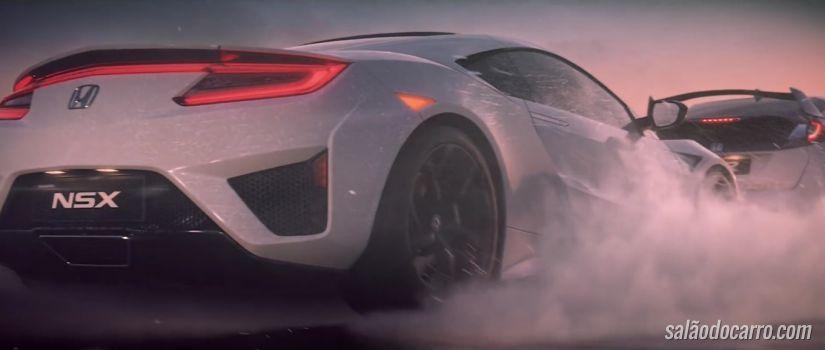 Honda transforma carros em foguetes neste incrível anúncio