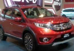 Honda lança BR-V com motor do Fit
