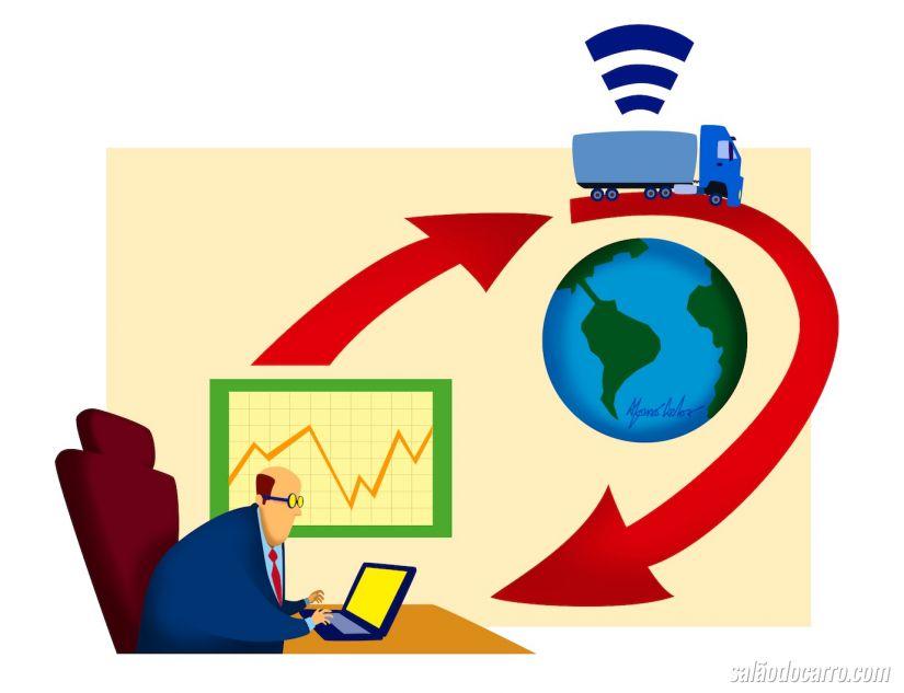 Conectividade ajuda a estimular o pós-vendas no setor de caminhões