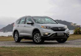 Primeiras impressões do Honda CR-V EXL