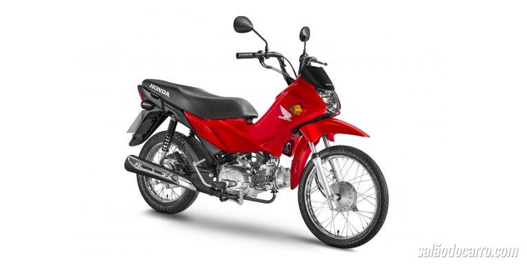 Honda Pop ganha novo design