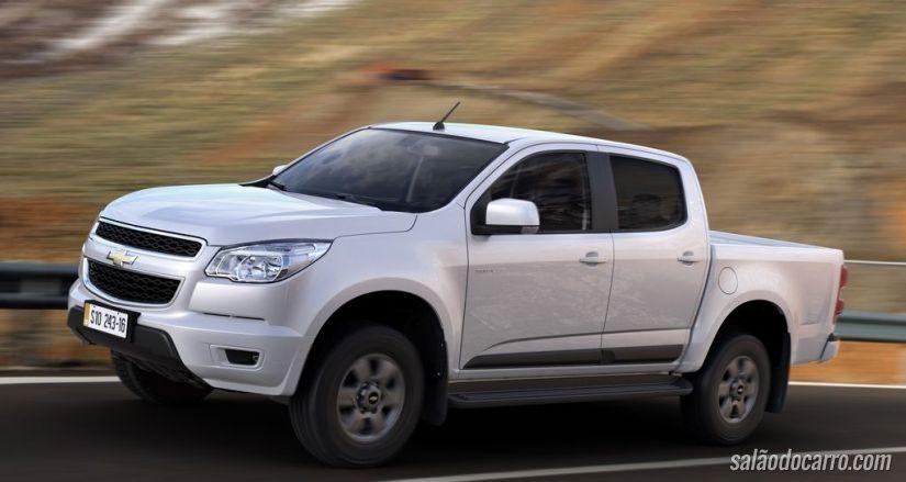 Chevrolet anuncia nova versão da picape S10