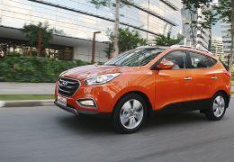 Hyundai ix35 ganha novidades em suas duas versões