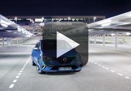 Confira o 1º teaser oficial do novo Renault Megane 2016