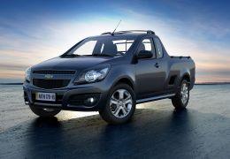 Chevrolet anuncia nova Montana para fim de 2016