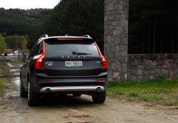 Teste da segunda geração do Volvo XC90